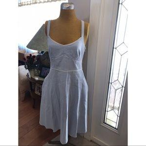 Nautica Seersucker Dress